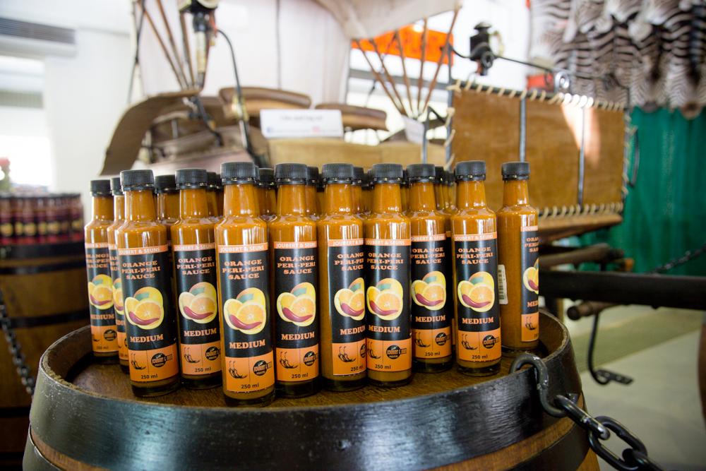 Joubert en Seuns Orange Peri Peri Sauce