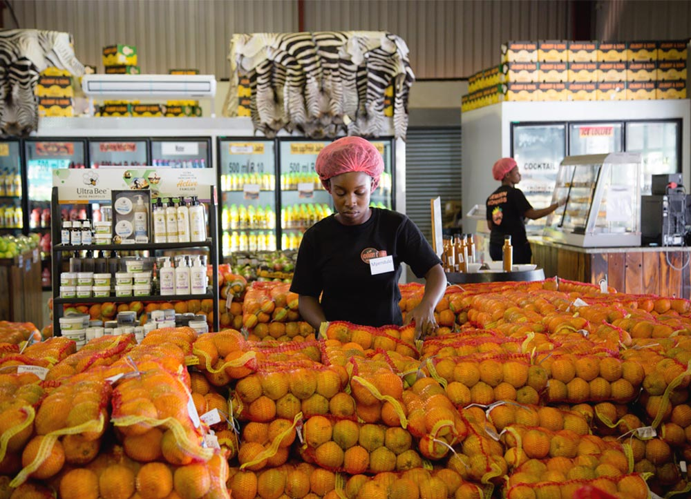 Farm Stalls in the Lowveld